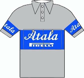 Atala - Giro d'Italia 1954