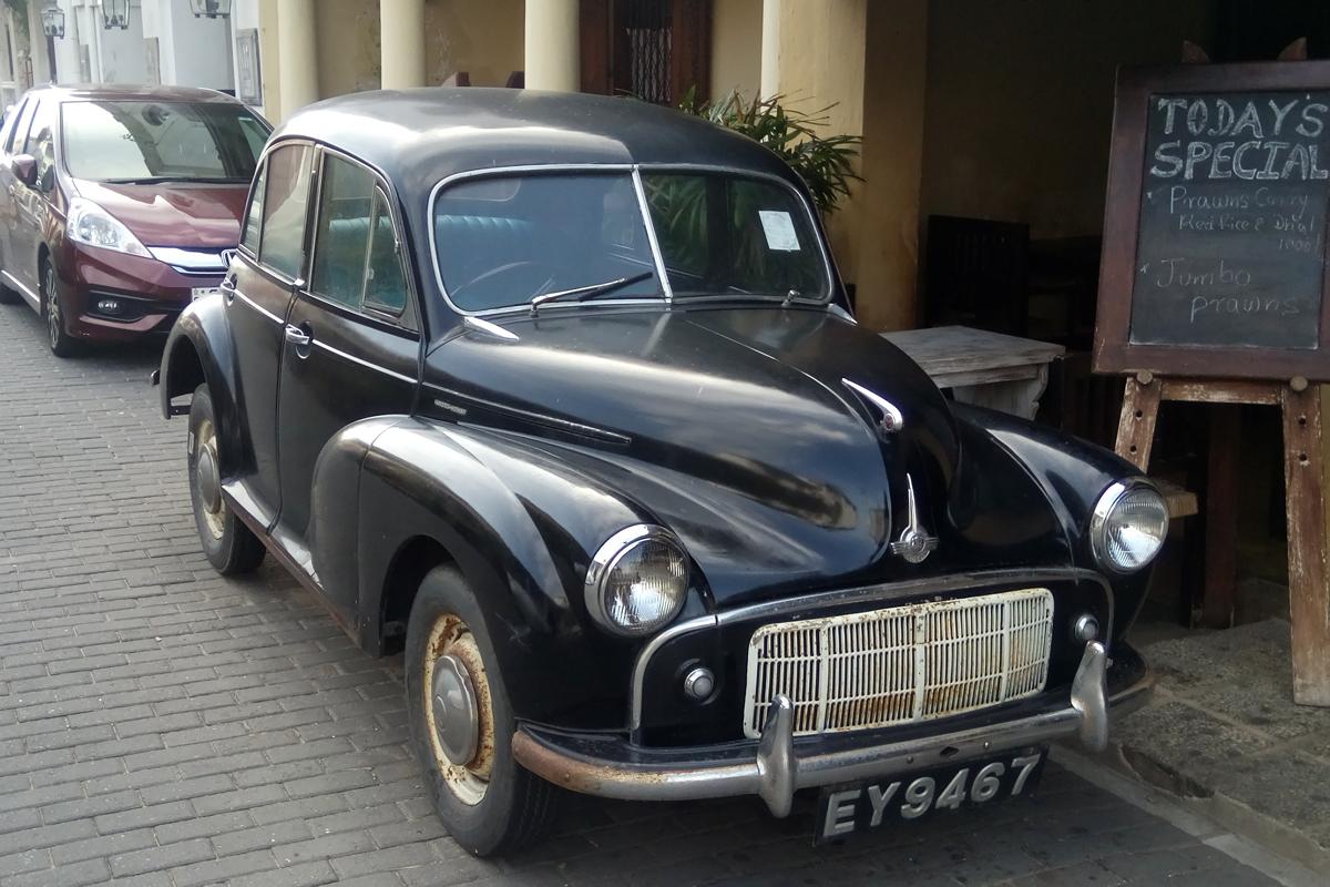 Morris Minor Series II