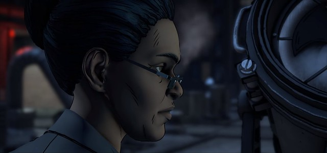 Batman Enemy Within Episode 2 - Waller