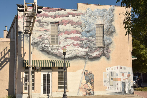 Rescue Mural