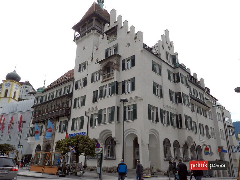 Kufstein centro de la ciudad - politikpress noticias
