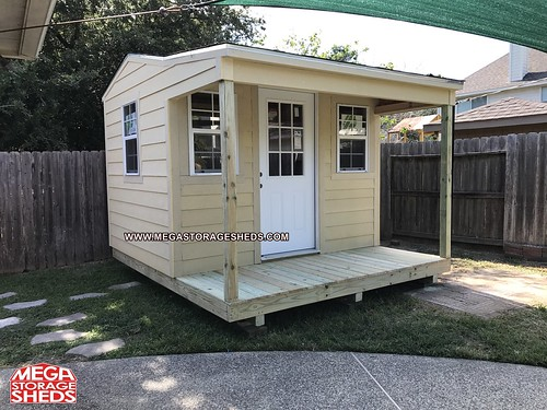 Mega Storage Sheds Options Hurricane Kits