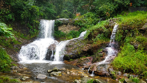 Silver Waterfall - Thac Bac Giong