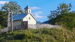 Malutka cerkiew w Tsana, Laskheti.