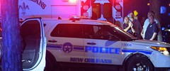 Top Stories News : New Orleans Officer Fatally Shot in Ambush; Suspect Held