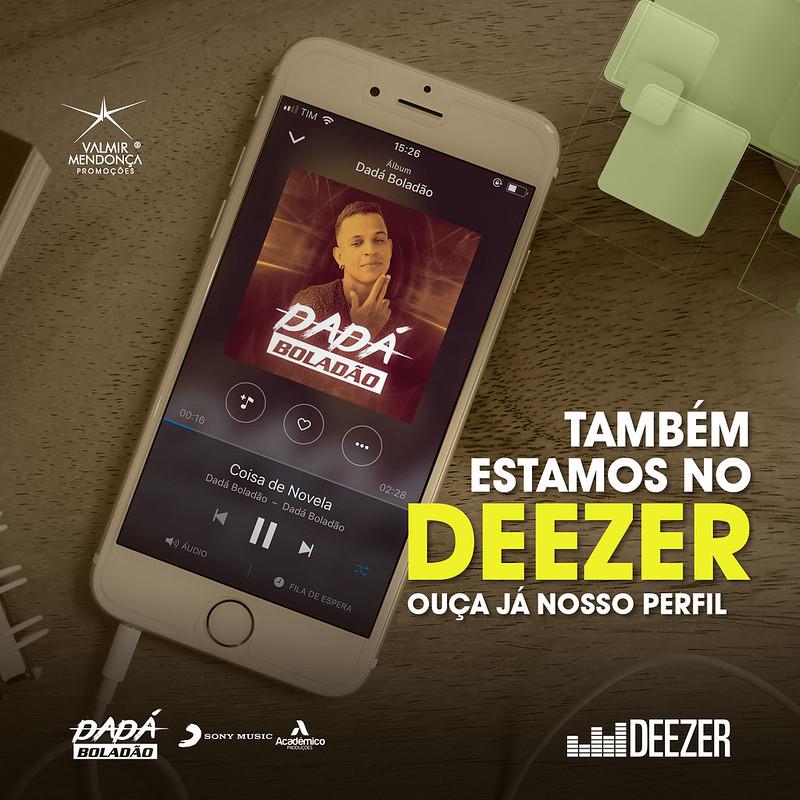 DEEZER - PADRÃO