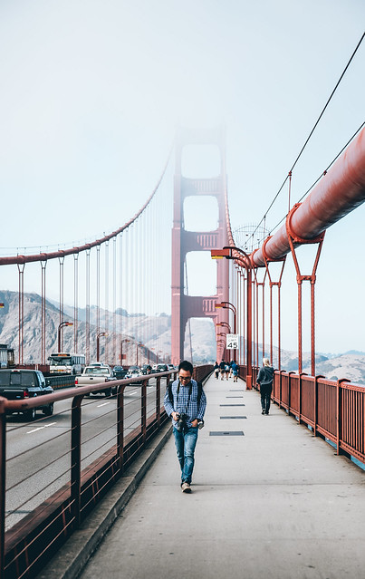 Golden Gate Bridge Photographer