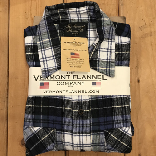 THE VERMONT FLANNEL:CAMPBELL