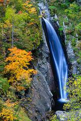 Fotinski waterfalls