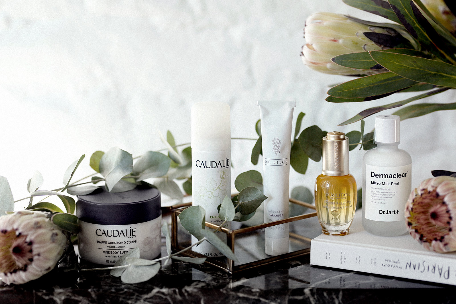 beauty favourites october caudalie de lilou l'occitane dr. jart+ dermaclear skincare pflege favoriten beautyblogger beautybloggers details lieblinge cats & dogs beauty blog düsseldorf germany photographer minimal minimalism girly ricarda schernus 6