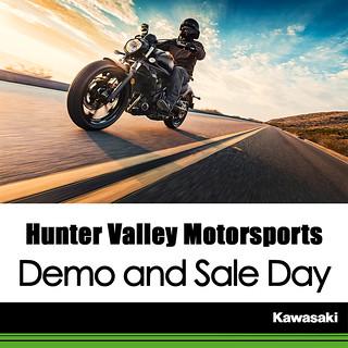 KAWASAKI DEALER EVENT – Hunter Valley Motorsports Demo/Sale Day: 21st OCT 2017