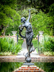 Sculpture in Brookgreen Gardens