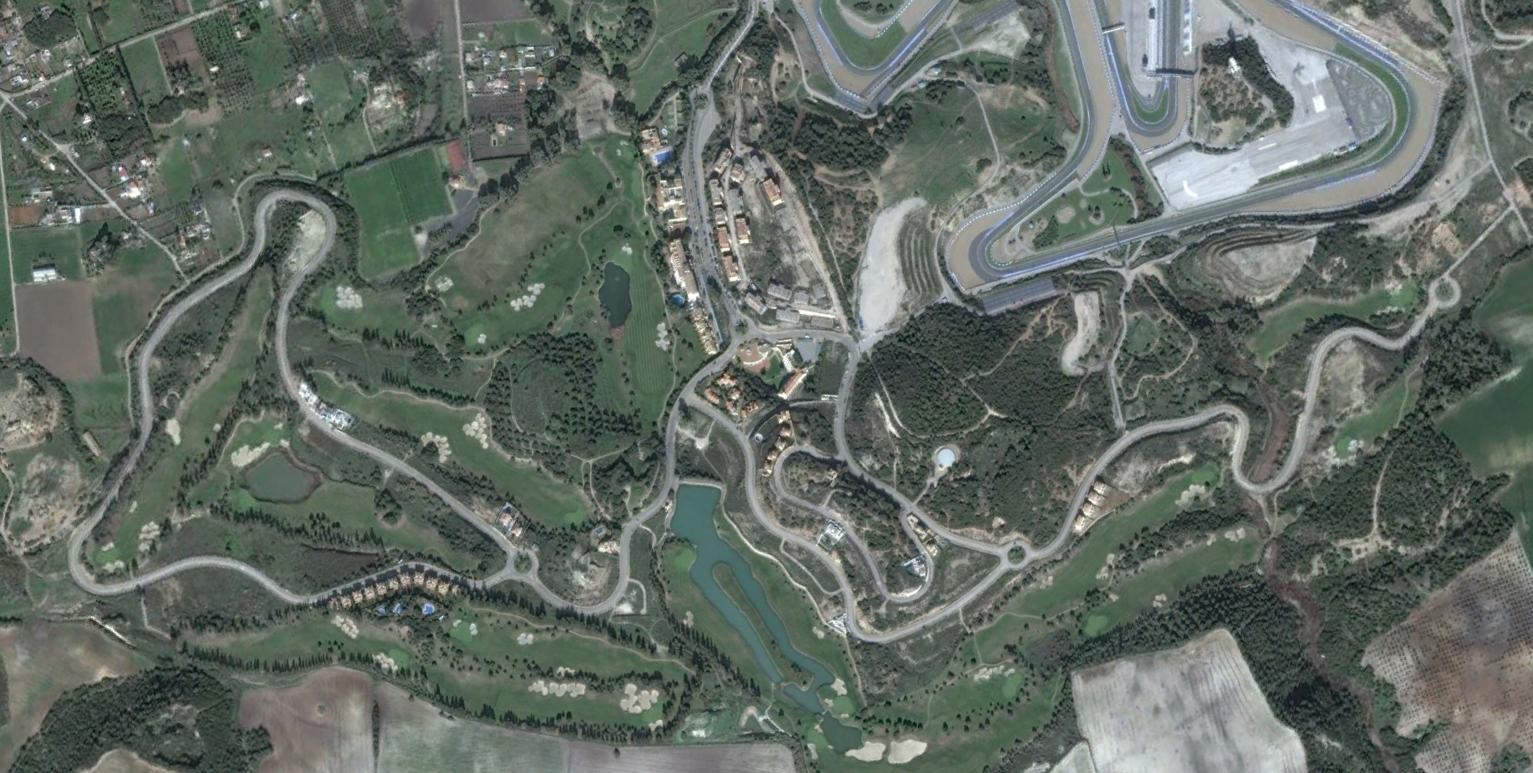 montecastillo golf, cádiz, ñiaooooo, después, urbanismo, planeamiento, urbano, desastre, urbanístico, construcción, rotondas, carretera