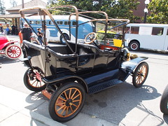 1914 Ford Model T Touring '7802' 3