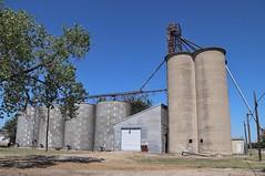 Grain Elevator in Celina Texas