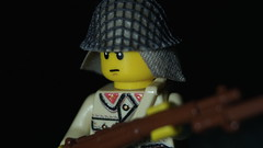 Lego Japanese Soldier