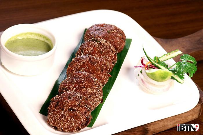 Nawabi Mangsher Tikkia at Kebab-e-Que, The Astor Hotel copy