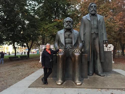 Marx, Engels y Bermúdez