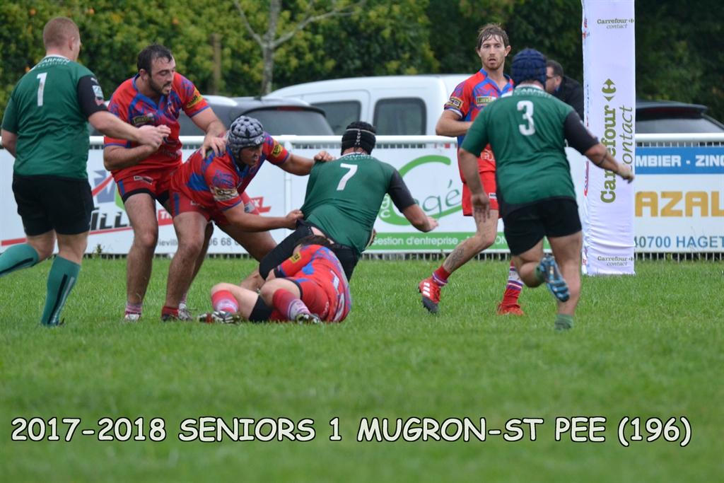 2017-2018 SENIORS 1 MUGRON-ST PEE