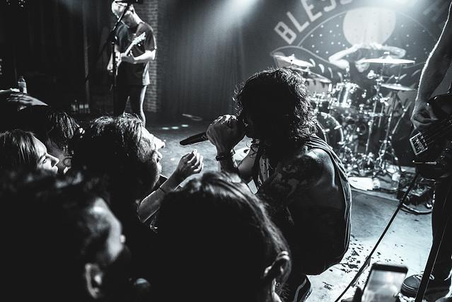 Blessthefall - Rebellion - 29.09.17 - Manchester