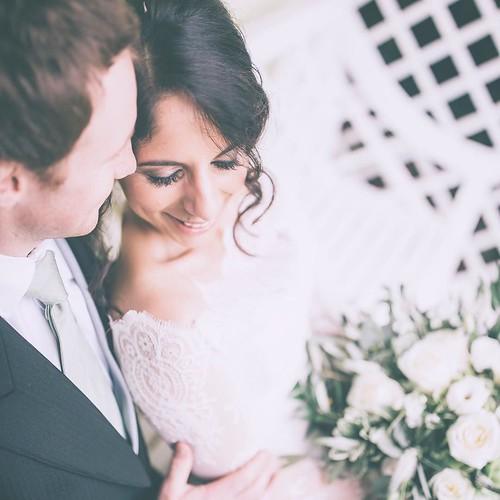 A beautiful moment of love. #wedding #weddingphotography #bridalcouple #weddingphotographyyorkshire
