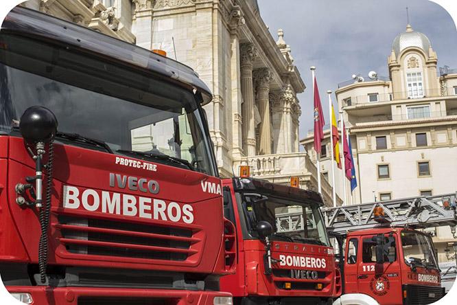 Cartagena ofrece medios materiales y humanos para sofocar los incendios de Galicia