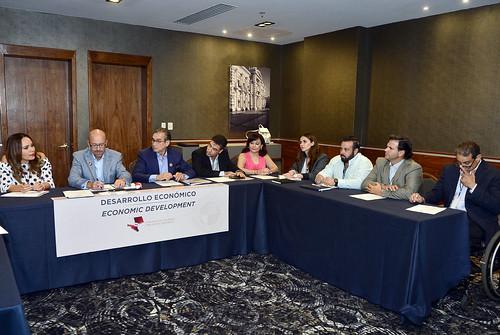Reunion plenaria de la Comision Sonora - Nuevo Mexico