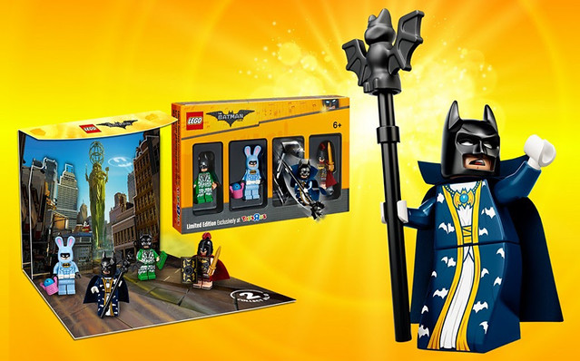 LEGO Batman Minifigure Collection