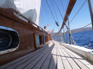 Salamander Voyages Private Gulet Charter