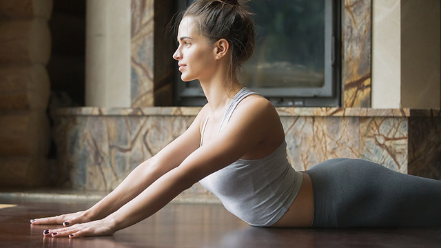 Yoga Poses For People Who Aren't Flexible