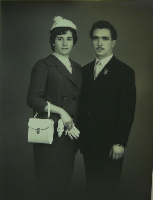 Aniversario de casados Isabel y Juan