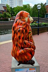 Birmingham Sleuth Bears, Ruby By Ruth Green