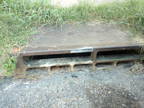 Friendly neighborhood storm drain