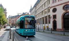 Frankfurt Germany train
