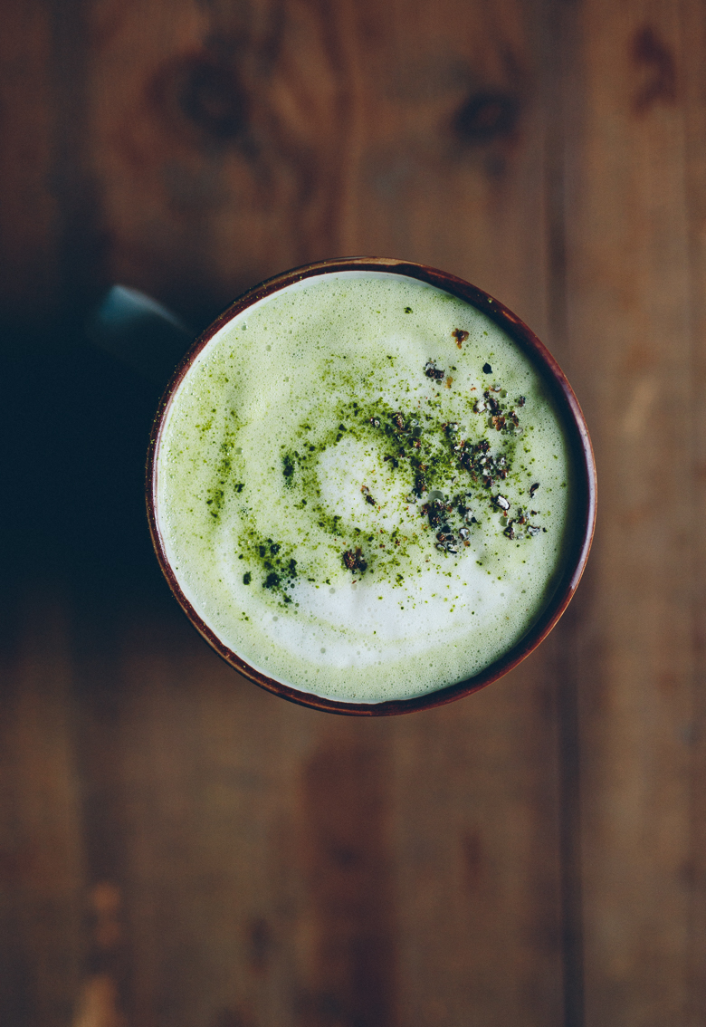 Matchalatte | Cashew Kitchen