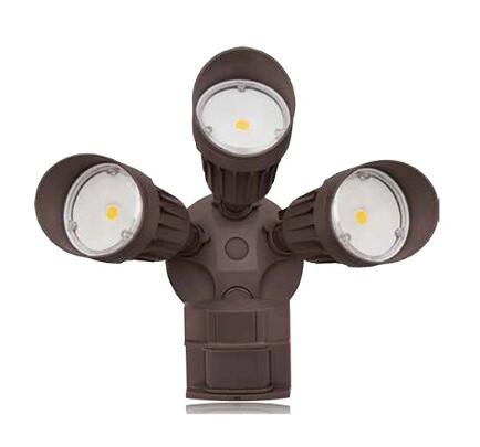 CSC LED 30W Three head Security Light   SS-HG70-30W: Three H…   Flickr