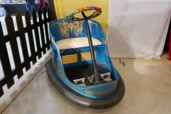 Dodgem Junior bumper car (Mum Show Gage Park)