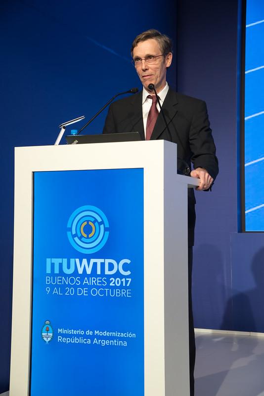 WTDC-17 Plenary - High Level Segment