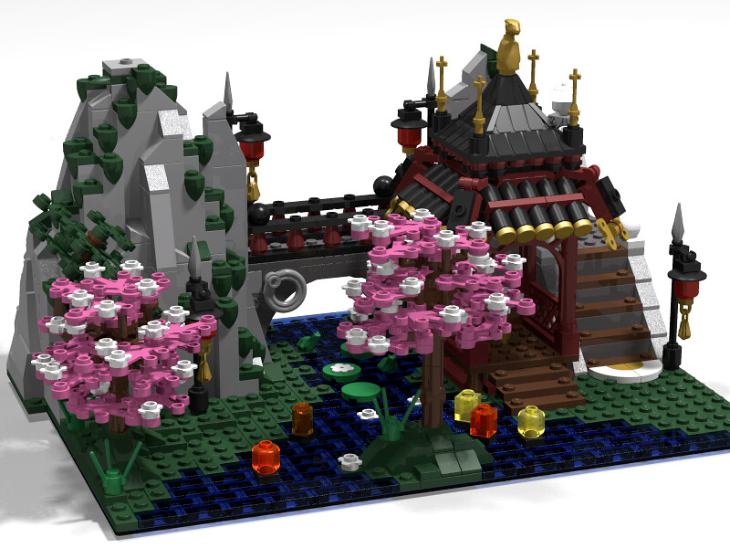 Temple of the Moon Maiden