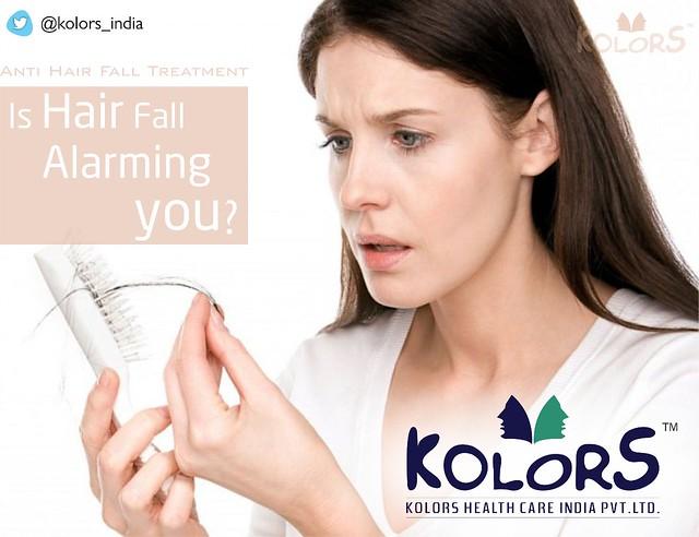 Anti Hair Fall Treatment