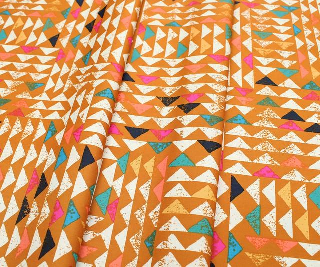 Art Gallery Fabrics Indie Folk Trojkat Desert