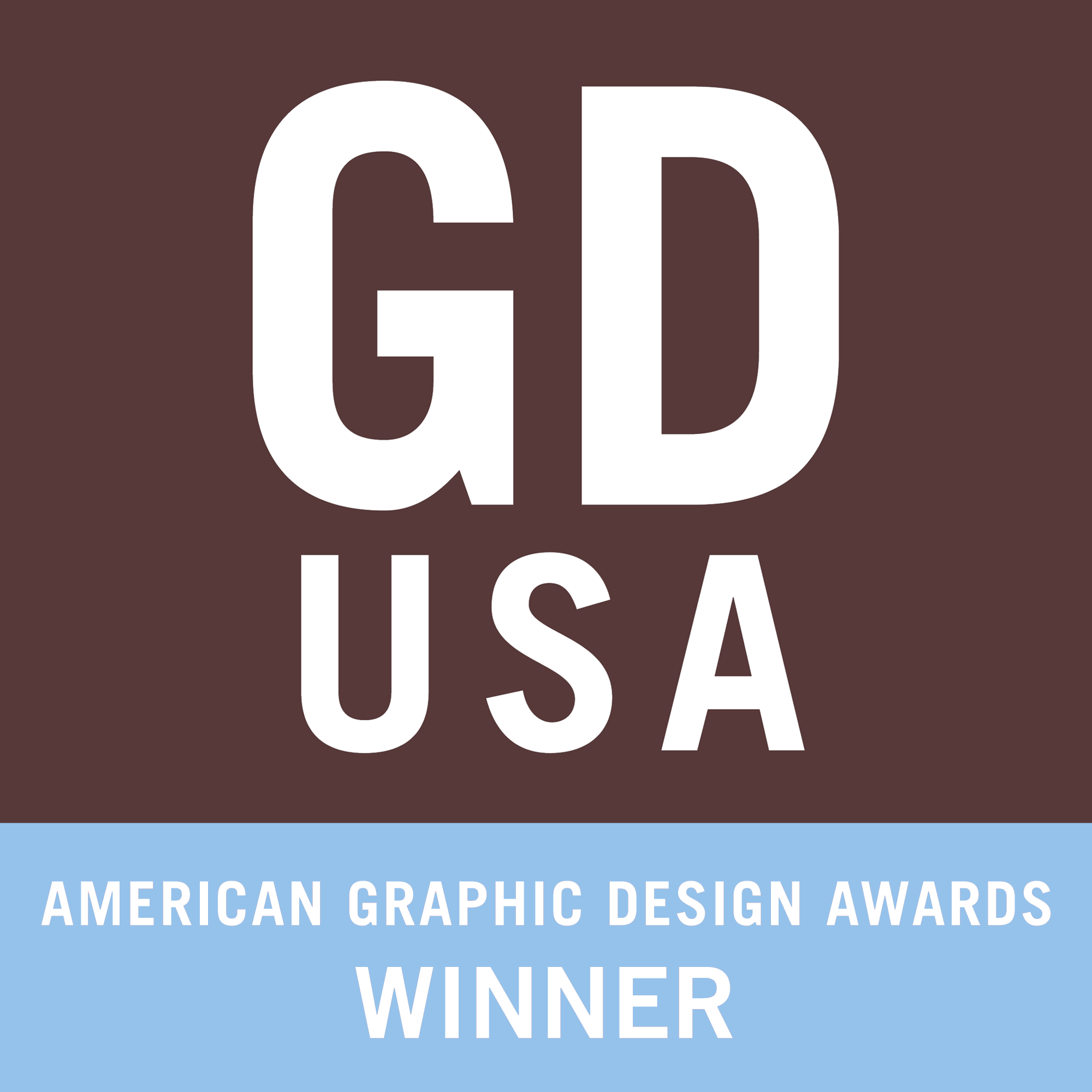 (GDUSA) American Graphic Design Awards