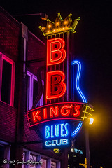 Bike Night | Beale Street | Memphis, Tennessee