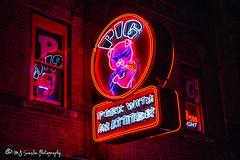 Bike Night   Beale Street   Memphis, Tennessee