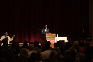 """Norman Borlaug Lecture: """"Betting on Africa to Feed the World"""" WFP 2017, IOWA"""