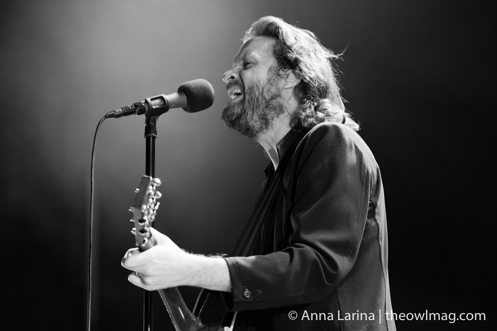 Father John Misty @ Greek Theater LA 101317 019