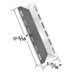 REPLACEMENT-STAINLESS-STEEL-HEAT-PLATE-FOR-PERFECT-GLO-CHARMGLOW-HOME-DEPOT-NEXGRILL-PERFECT-FLAME-MODEL-GRILLS