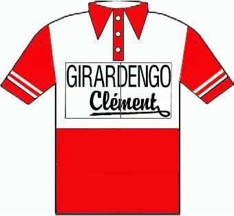 Girardengo - Giro d'Italia 1952