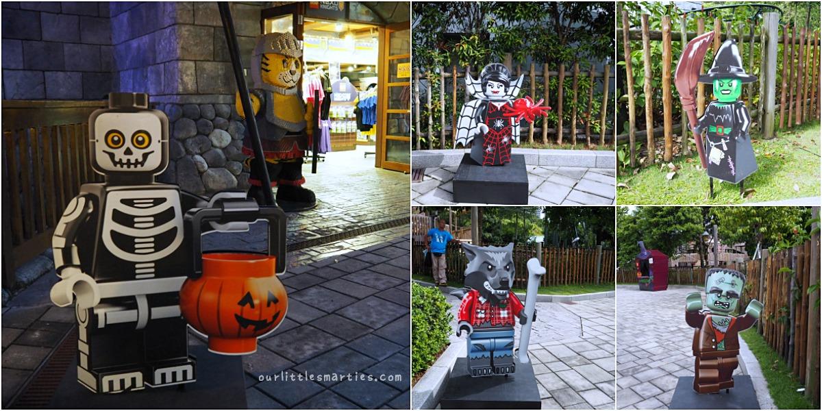 LEGOLAND Malaysia Halloween