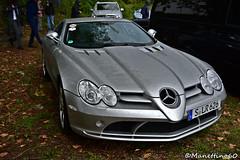 Mercedes Benz - SLR Mc Laren